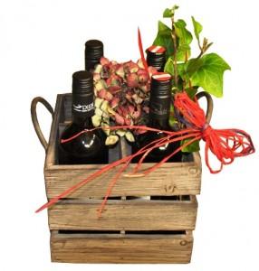 Weingeschenk Weintragerl