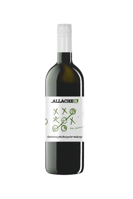 Winzerhof Allacher | Cuvée Weißburgunder-Chardonnay-Neuburger